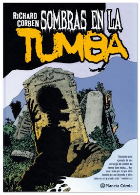 Sombras en la tumba de Richard Corben edita Planeta