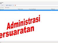 Download Aplikasi Administrasi Excel Surat 2017