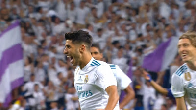 Super Cup : Real Madrid 2 vs 0 Barcelona 17-08-2017