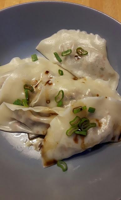 Jiaozi Rezept - chinesische Dumplings