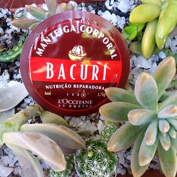 Hidratante corporal: Manteiga de Bacuri da L'occitane Au Brésil