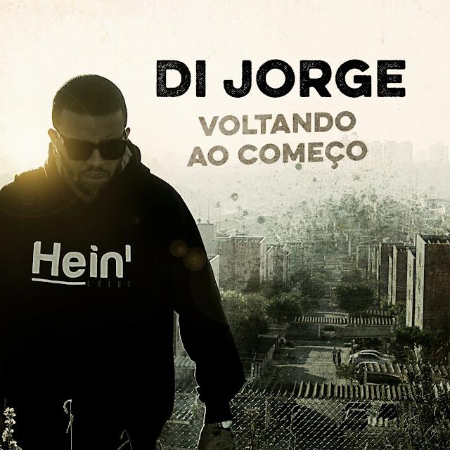 """Di Jorge lança o EP """"Voltando ao Começo"""""""
