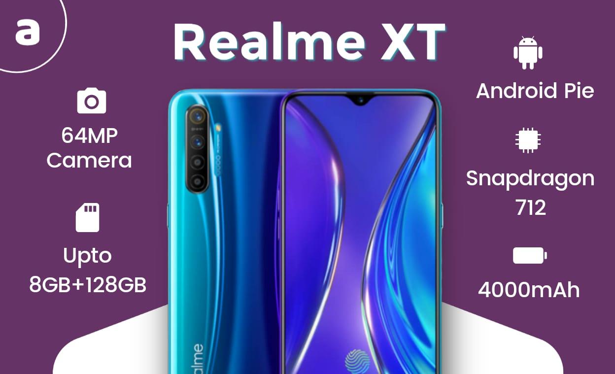 Realme XT Features