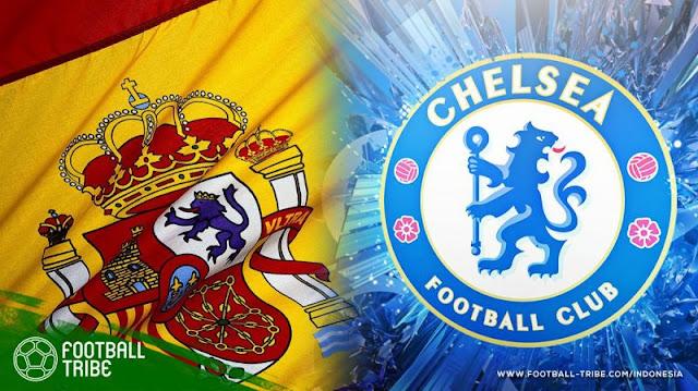 4 Pemain Asal Spanyol Dengan Caps Terbanyak Yang Pernah Membela Chelsea