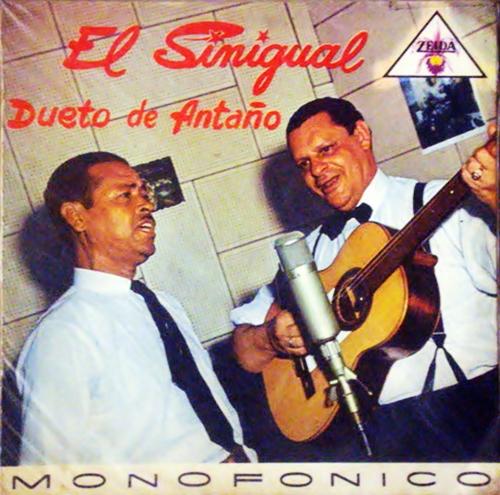 Lyrics del Dueto De Antaño