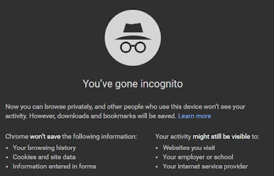 Jaga Privasi Ber-Internet dengan Incognito Mode