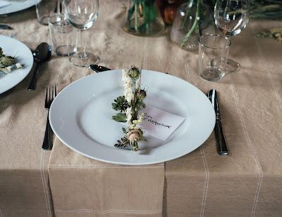 Mesa para boda