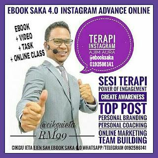 cikgu, Cikgu ieta, ieta mat saad, Kisah Cikgu ieta, Cikgu Blogger, Blog ieta dot com, Minda Niaga, ieta Info Line, ig terapi ieta, Penulis Blog, Blogieta, Blogger, Motivator, ebook, ebook saka, Ejen Sah Ebook Saka Ajim Aura, Social Media Influencer, Lifestyle Blogger, Parenting Blogger, Blogger Malaysia, tak gamak dah, ini kami jim, super 100k, terapi instagram