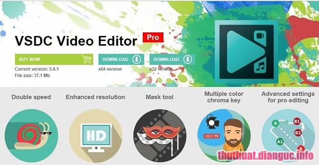 Download VSDC Video Editor Pro Full Crack – Phần mềm biên tập video tốt nhất