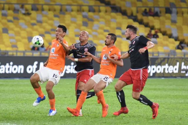 Persija Jakarta vs Ratchaburi FC