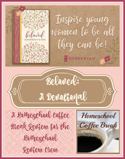 Beloved: A Devotional (A Homeschool Coffee Break Review) on Homeschool Coffee Break @ kympossibleblog.blogspot.com