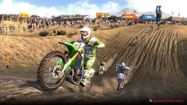 MX VS ATV Reflex Gameplay Screenshot 3