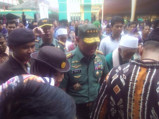 Panglima TNI : Janganlah Ikuti Ulama yang Menginginkan Ganti Nama Pancasila