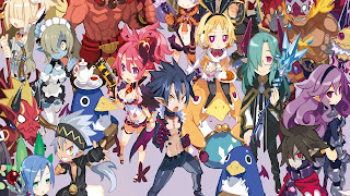 Disgaea 5 PS Vita Wallpaper