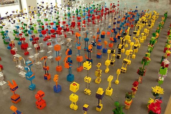 Milano Design Week 2013 - Marni Abi-tanti