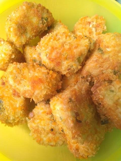 Resep nugget tahu sederhana yang bergizi dan lezat