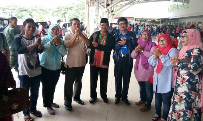 Jemput Rekomendasi Demokrat, IYL-Cakka Bertolak ke Jakarta