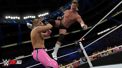 Download Game WWE 2K16 for PC