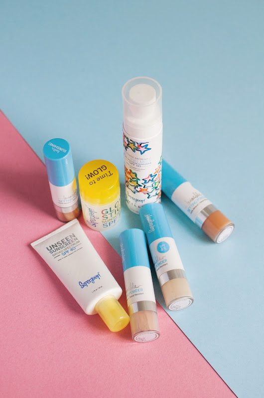 Say Hello to Supergoop!'s New Powder Sunscreen