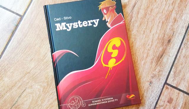 Mystery. Komiks paragrafowy, wyd. Foxgames