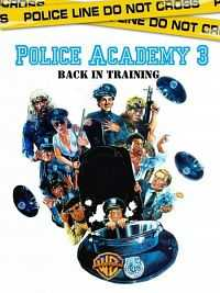 Police Academy 3 Back in Training (1986) Movie Hindi - English Download 300Mb Dual Audio
