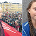 Adolescente sueca alerta autoridades no mundo sobre mudanças climáticas
