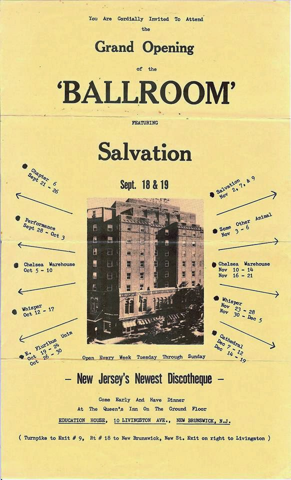 The Ballroom grand opening