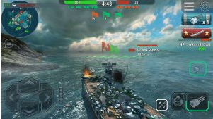 Warships Universe Mod Apk Unlimited Money Free on android