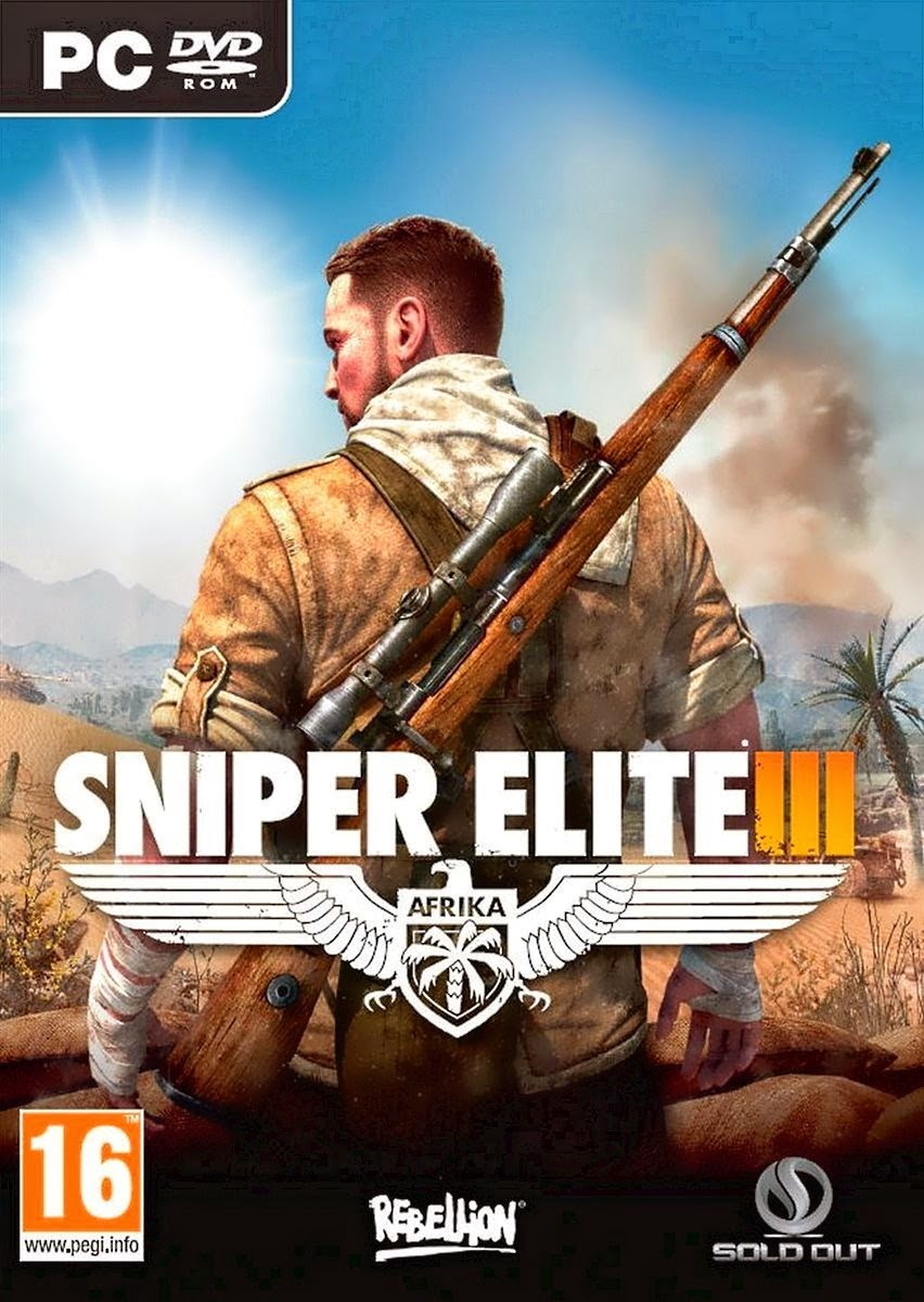 Download Sniper Elite 3 (PC) 2014 Completo