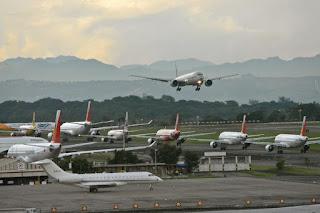 NAIA, Clark International Airport, flight Manila airport