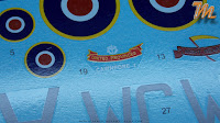Hawker Hurricane MkIIc, 1/32 Fly models 32012 -  inbox review - decals