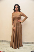 Eesha looks super cute in Beig Anarkali Dress at Maya Mall pre release function ~ Celebrities Exclusive Galleries 005.JPG