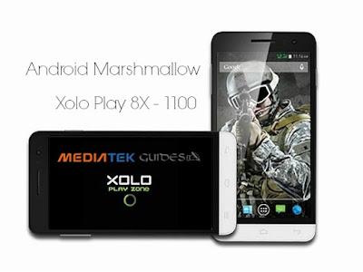 [CM13] XOLO Play 8X - 1100 - Resurrection Remix ROM