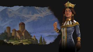 Civilization VI Rise and Fall Xbox One Wallpaper