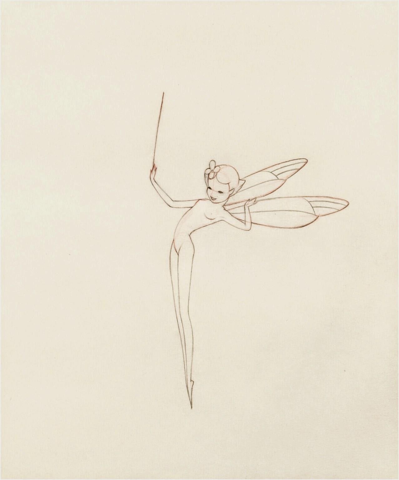 Nude fairy drawings Nude Photos 1