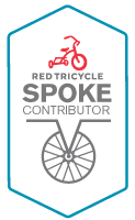 Red Tricycle Spoke Writer
