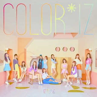 IZ*ONE - COLOR*IZ Albümü