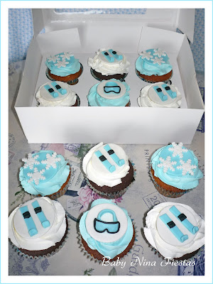 cupcakes ski