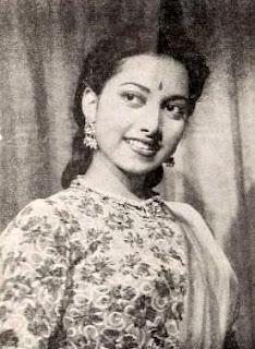 Suraiya in Naach
