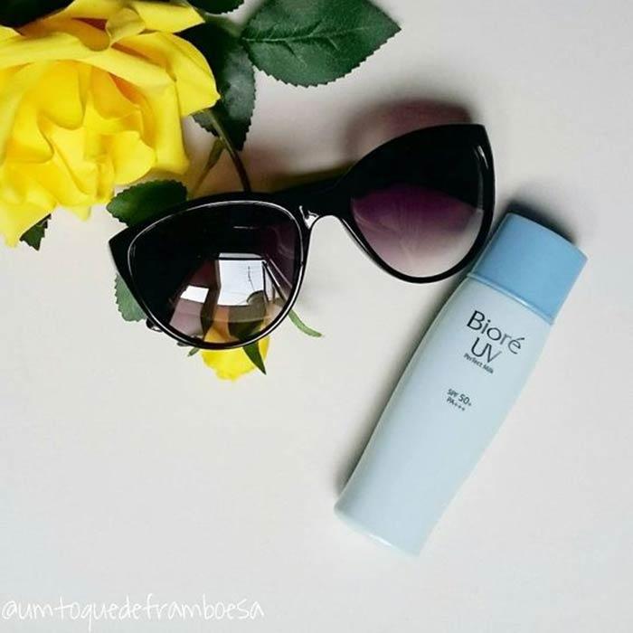 Resenha Bioré UV Perfect Milk