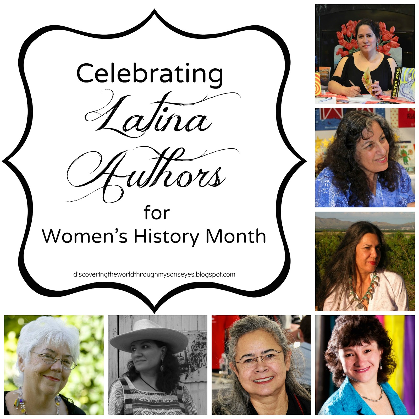 Discovering The World Through My Son S Eyes Celebrating Latina Authors For Women S History Month