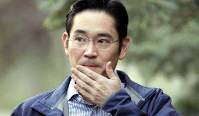 भ्रष्टाचार के मामले में सैमसंग कंपनी के उपाध्यक्ष ली जेई योंग गिरफ्तार