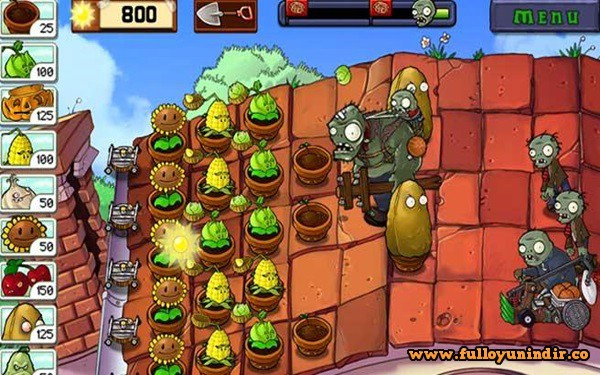 Plants vs. Zombies Apk indir