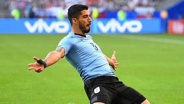FIFA World cup 2018: Uruguay 3 - 0 Russia | Uruguay Is On The Top In Group A