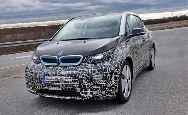 2018 BMW i3 Redesign