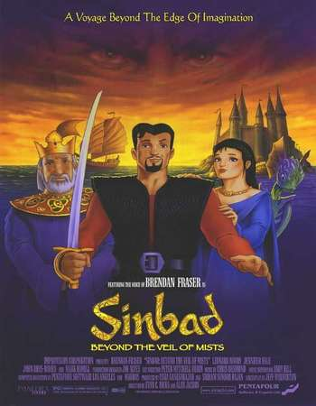 Sinbad Beyond the Veil of Mists 2000 Hindi Dual Audio Full Movie Free Download
