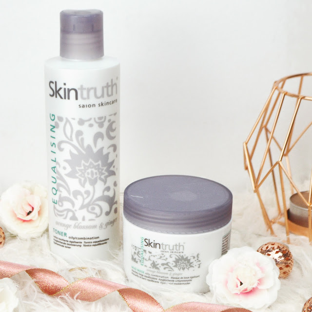 Skintruth Facial Skin Care Equalising Range Toner and Mud Mask Review Lovelaughslipstick Blog