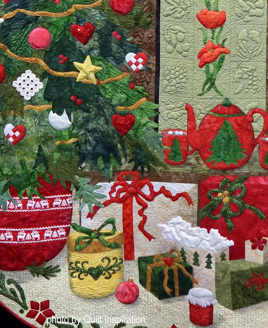 Quilt Inspiration Welcome To Twelve Days Of Christmas