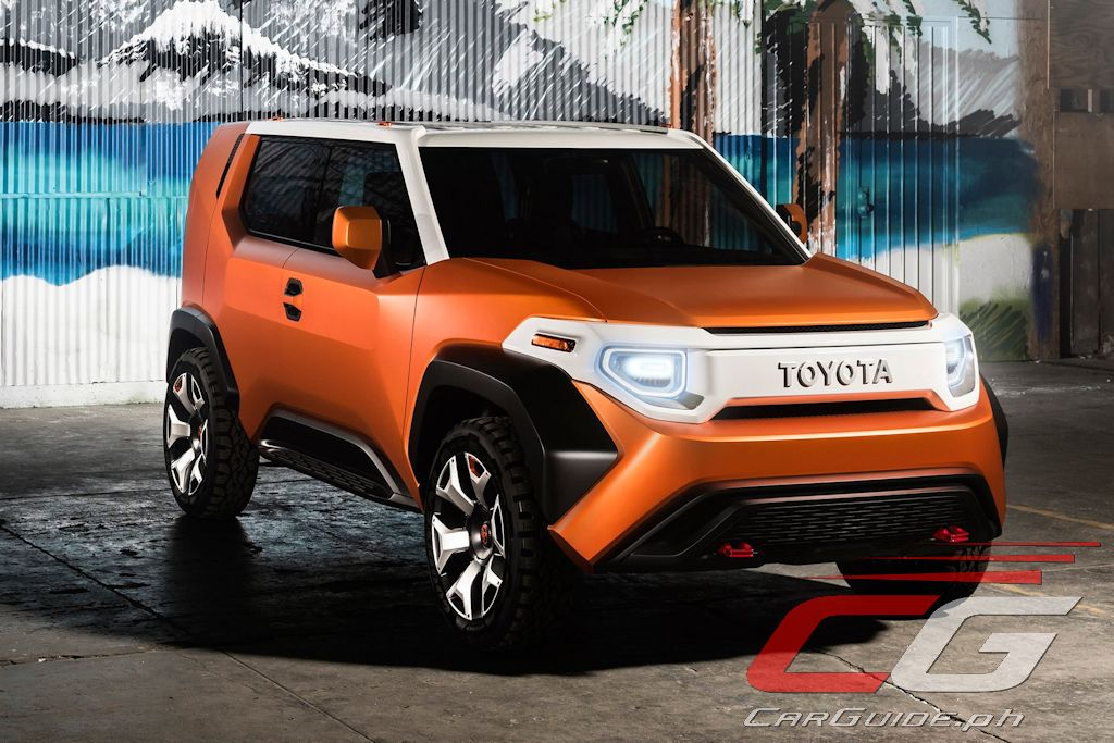 The Toyota Ft 4x Concept Isnt The Next Gen Fj Cruiser Youve Been
