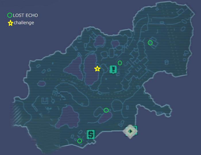 暫定】borderlands2 map ~ Strobublle